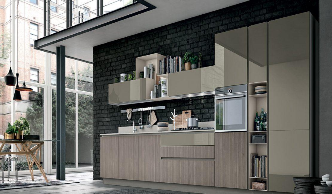 Modern kitchen Aliant 3