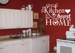 Your Kitchen Is The Heart Of The Home