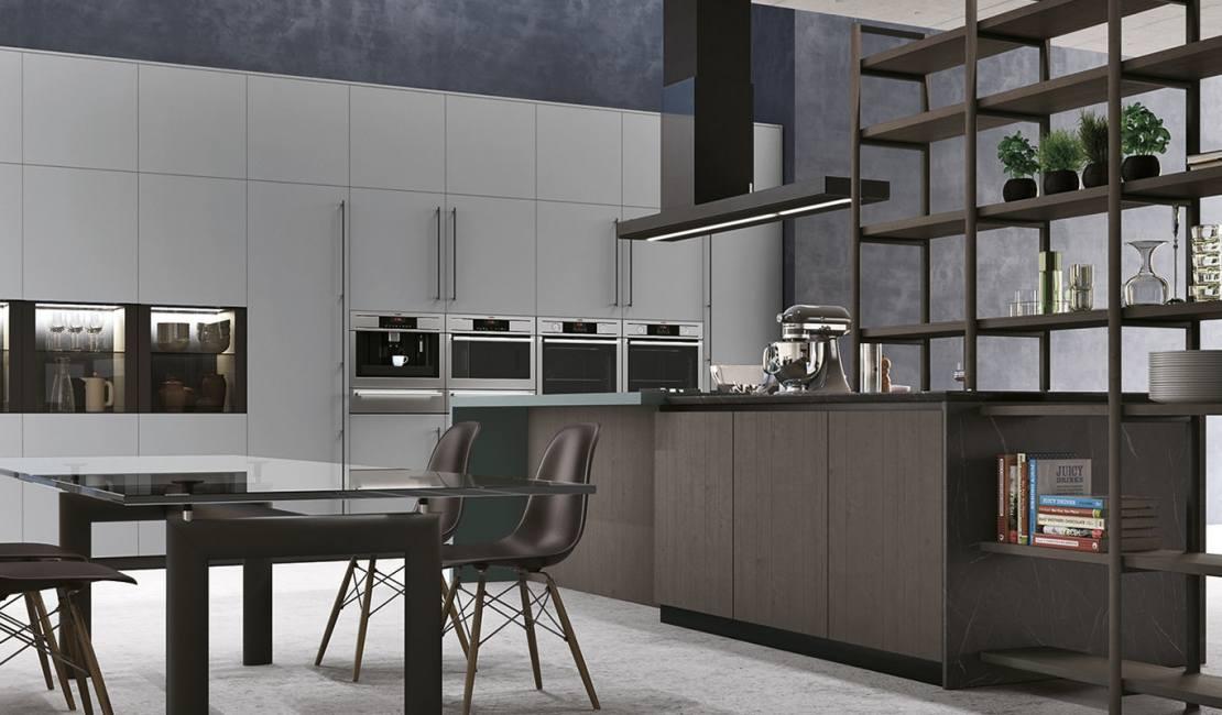 Natural Black - Italian Kitchen Design Sydney