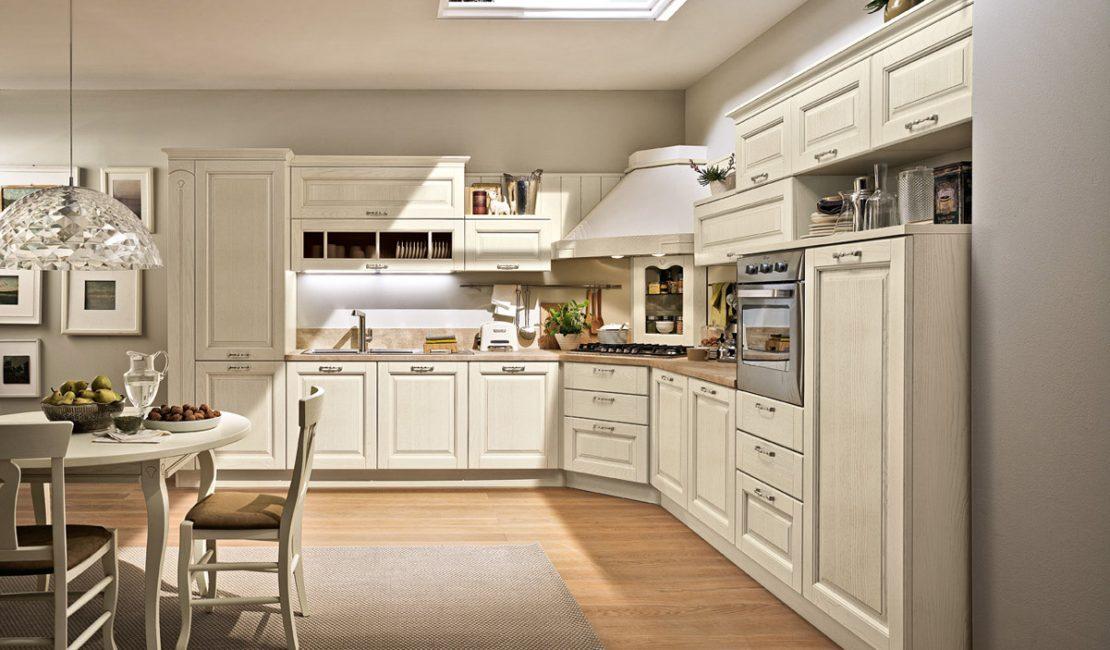 Traditional Kitchen - Cream Cabinet & Furniture Sydney