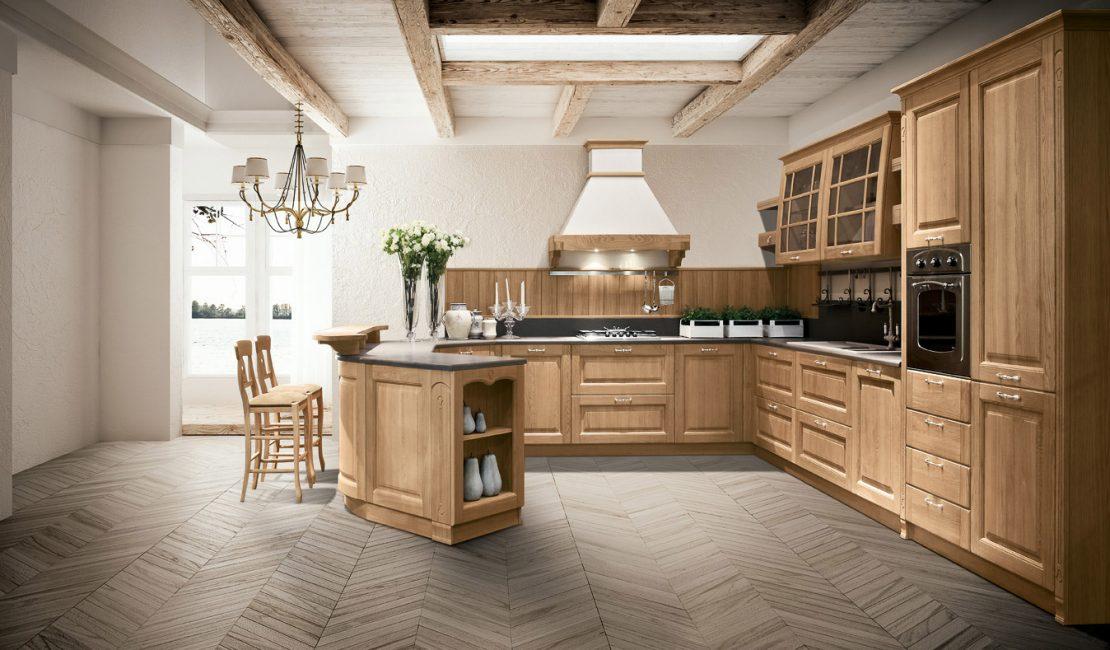 Classic Italian Kitchen - Bolgheri Sydney