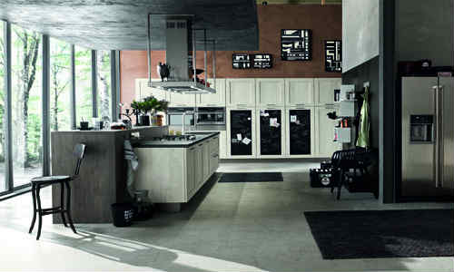 City Modern Kitchen Design in Sydney - Eurolife