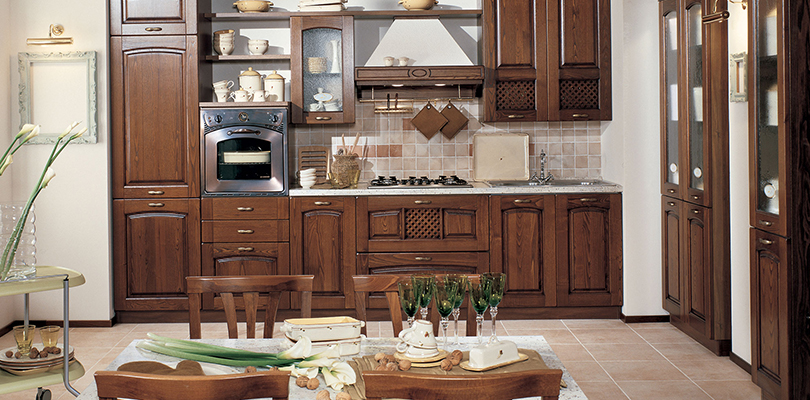 Focolare - Traditional kitchen Sydney