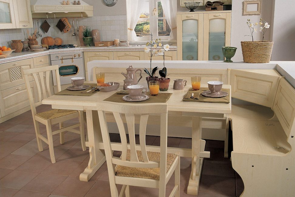 Eurolife - European Kitchen Ginevra Vaniglia Sydney