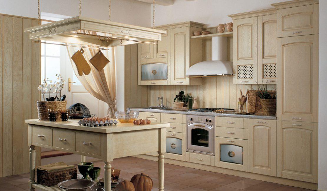 Italian Kitchen Ginevra Vaniglia - Eurolife