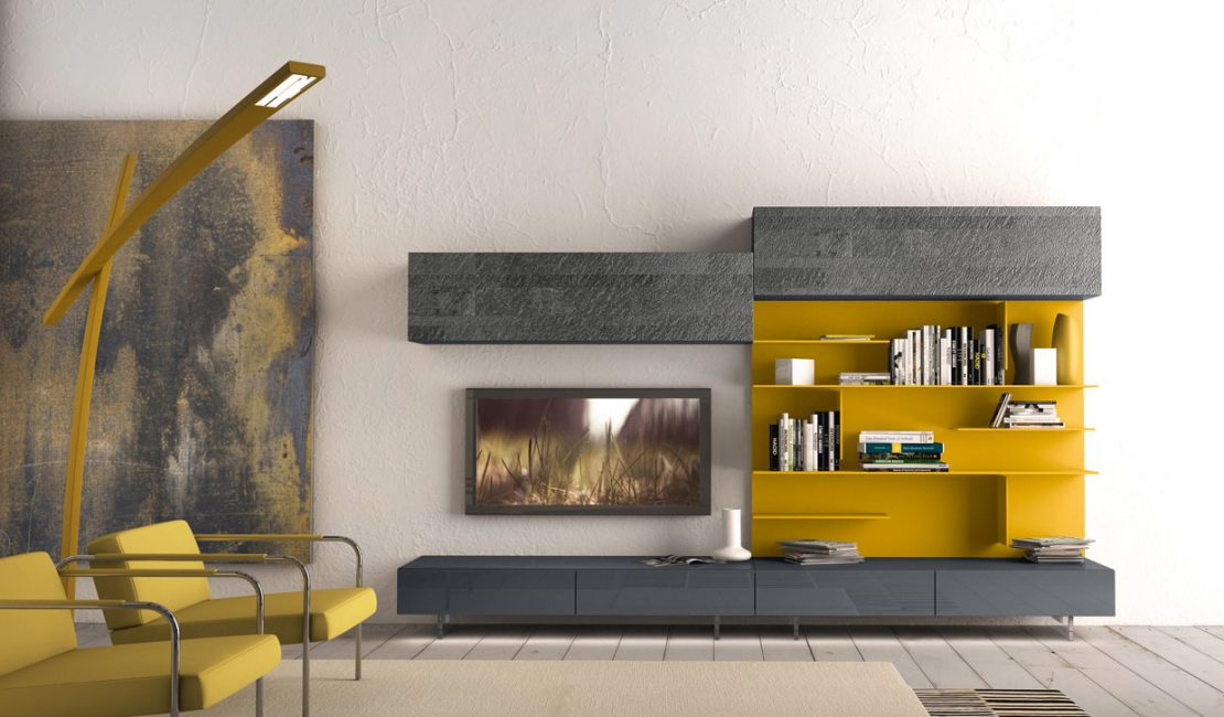 Wall + TV Units - Architectural Joinery Sydney