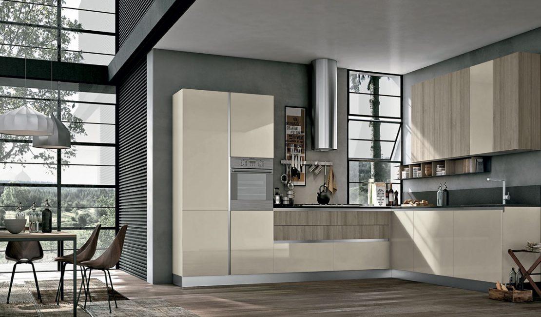 Eurolife - Brown Kitchen in Sydney Maya Sydney