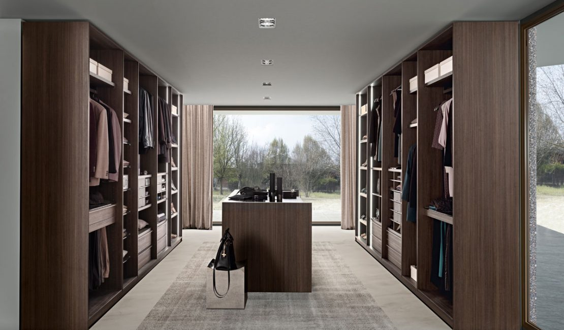 Closet - Italian Walk in Wardrobes Designs Sydney