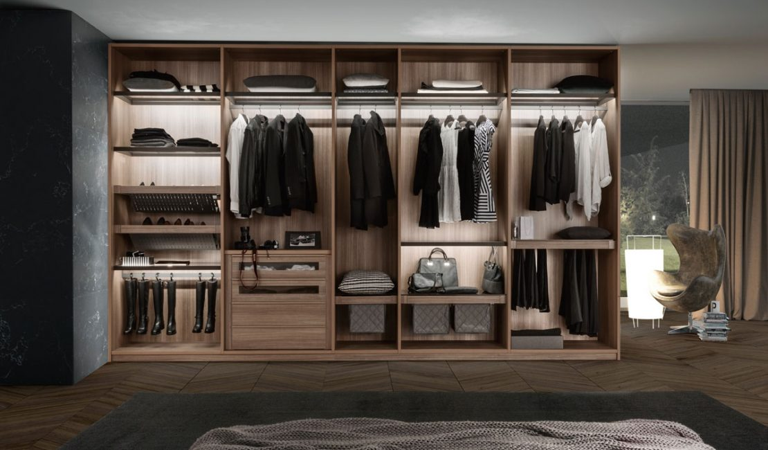 Walk-in Closet Interior Accessories Drummoyne - Eurolife Sydney