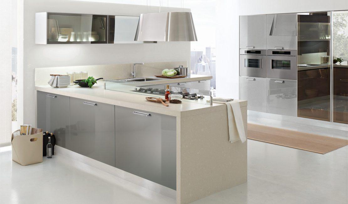 Eurolife - White Kitchen Replay Gloria Sydney