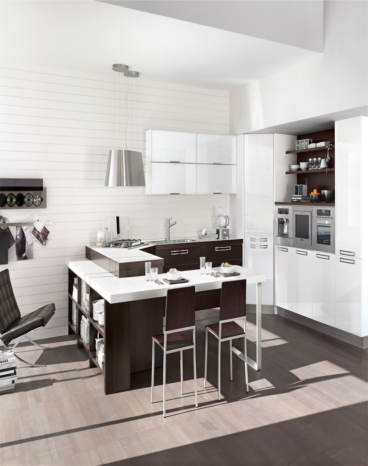 Eurolife - Grey Modern Kitchen Sydney
