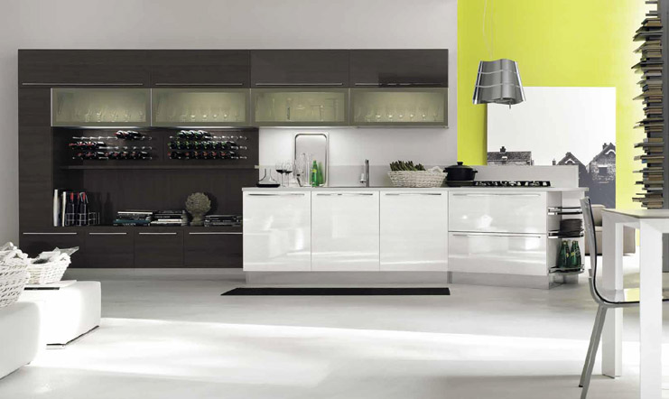 Eurolife Yellow Kitchens - Replay Gloria Sydney