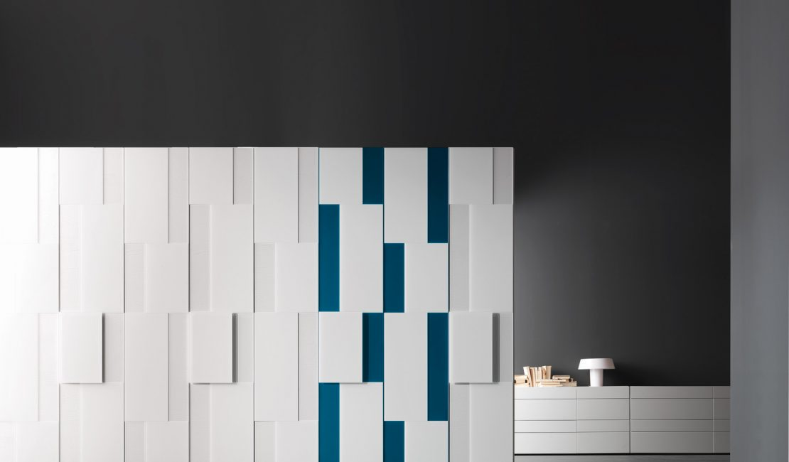 Italian Designer Built-in Wardrobe - Step Sydney