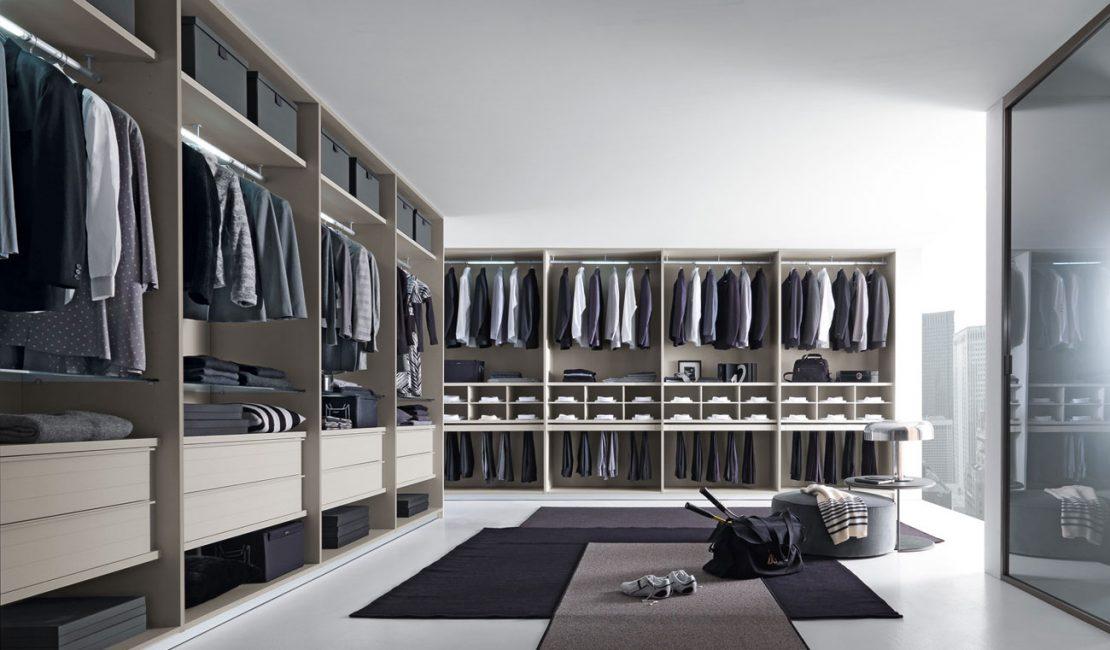 Walk In Wardrobes Closet 2