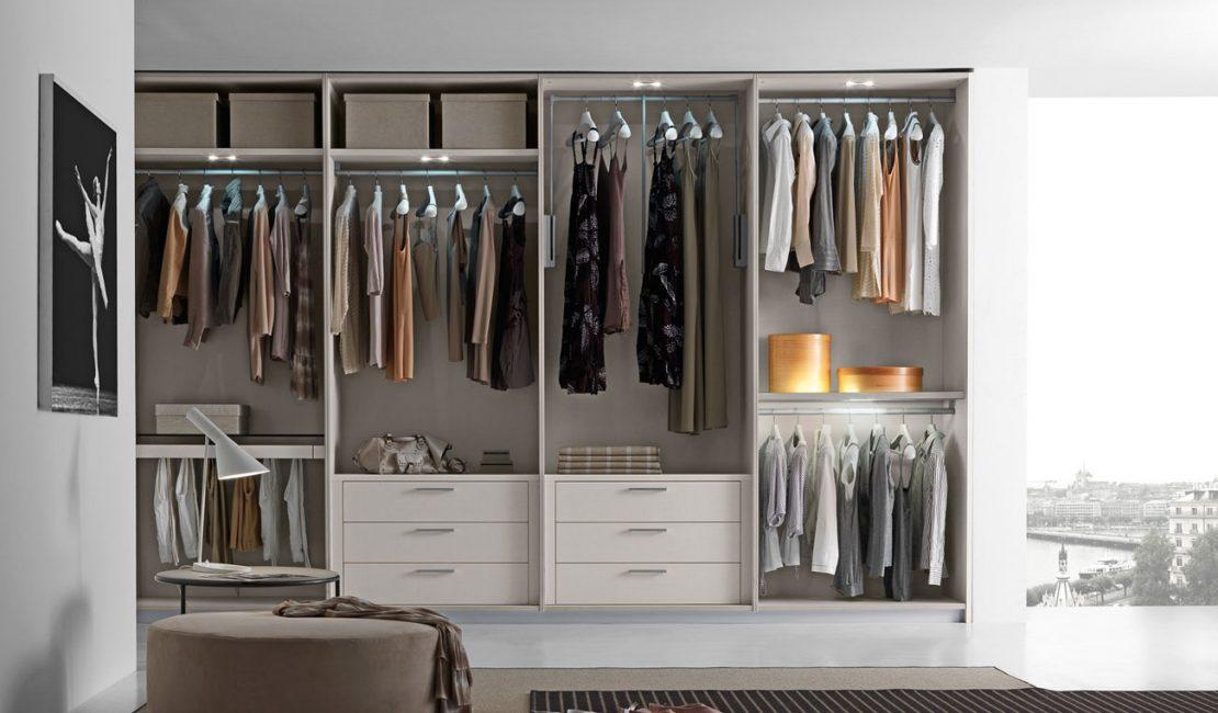 Walk In Wardrobes Closet 1