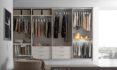 Closet - Modern Walk in Wardrobes Sydney