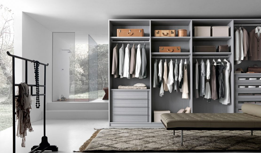 Walk-in Closet Interior Designs Drummoyne - Eurolife Sydney