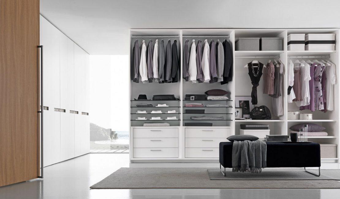 Walk-in Closet Wardrobes Mosman - Eurolife Sydney