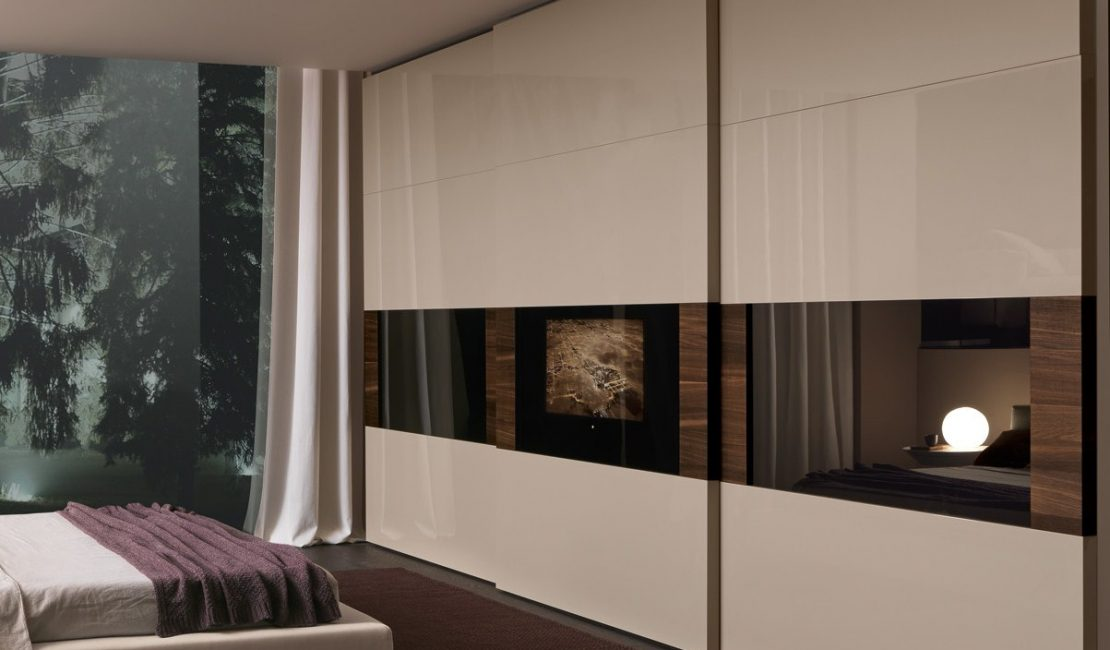 Dama Wood Sliding Door Wardrobes Sydney - Eurolife