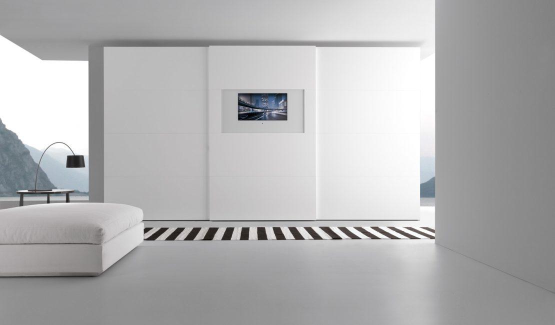 Eurolife - Dama Modern Sliding Door Wardrobes Sydney