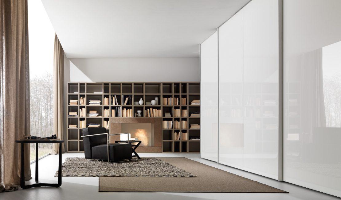Mirror Glass - Italian Wardrobe Design Sydney