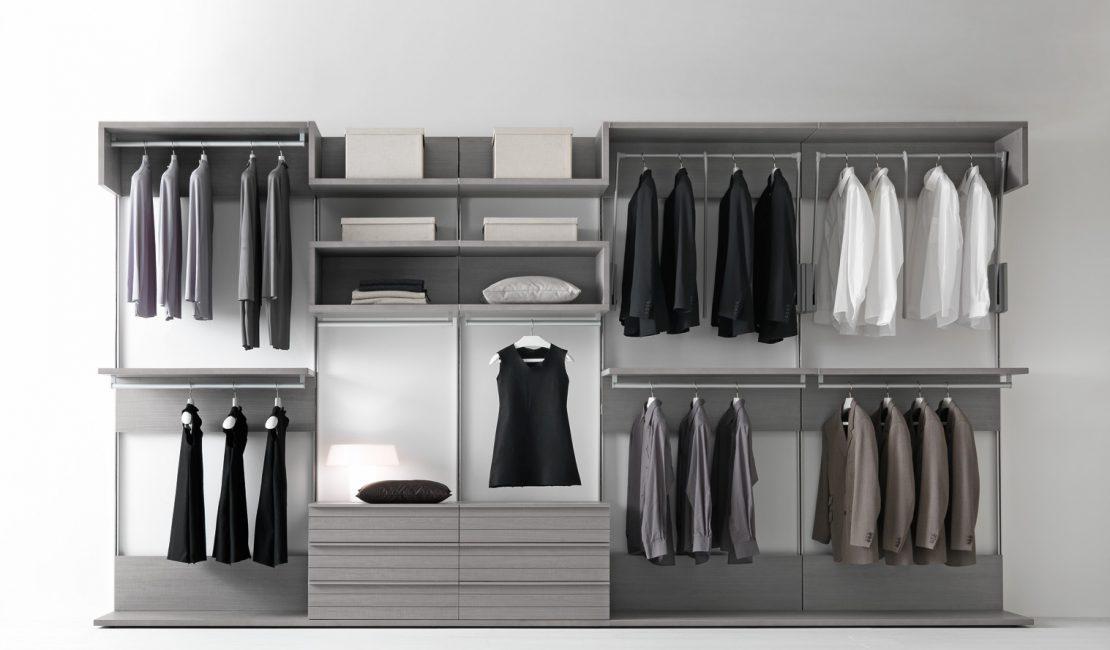 Walk In Wardrobes – Framed 7