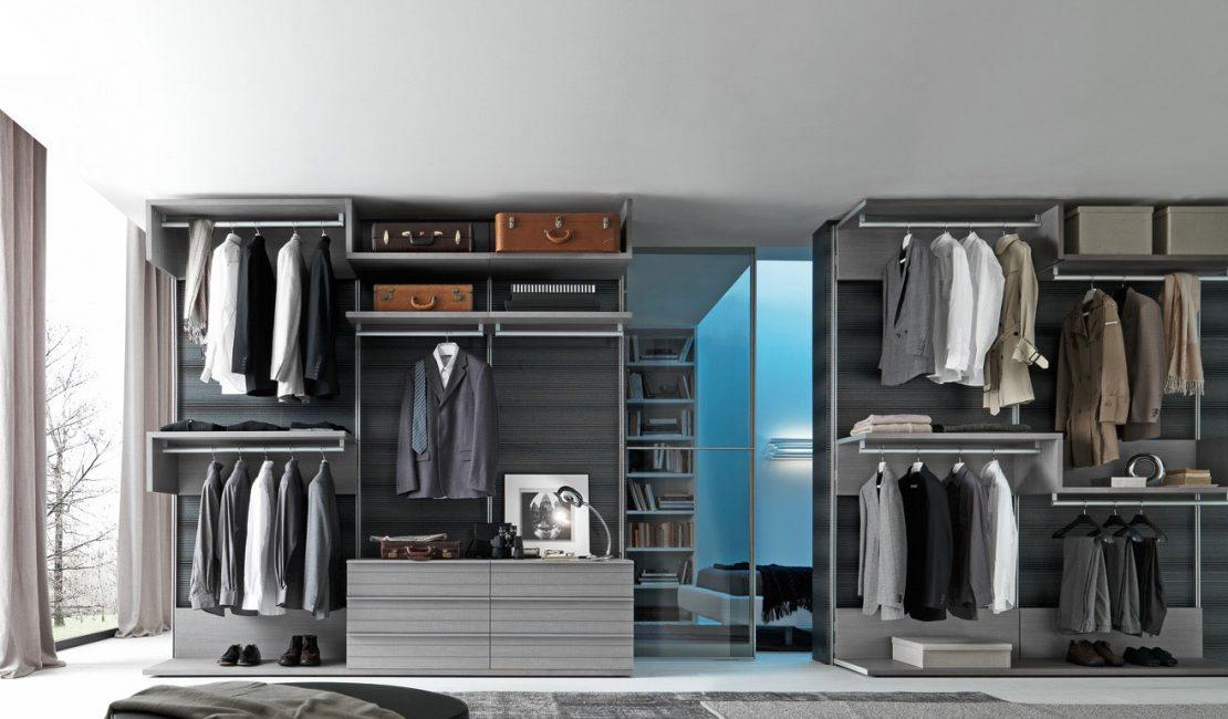 Custom Frameless Walk-in wardrobes - Eurolife Sydney