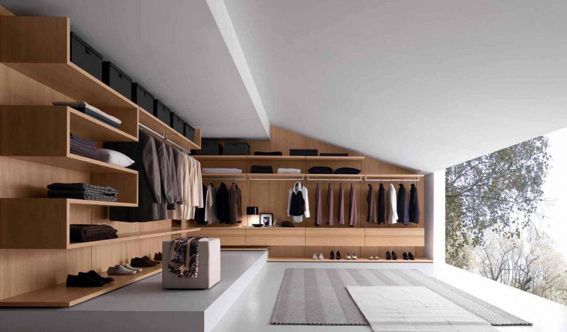 Walk In Wardrobes – Framed