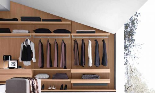 Frameless - Italian Walk in Wardrobes Sydney