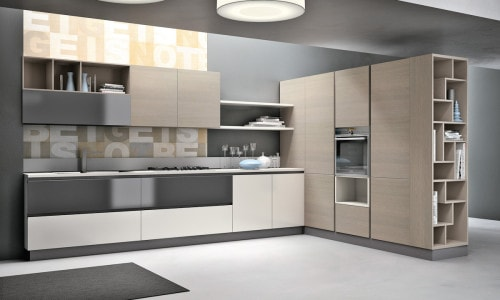 Aleve - European Modern Kitchen Designs Sydney