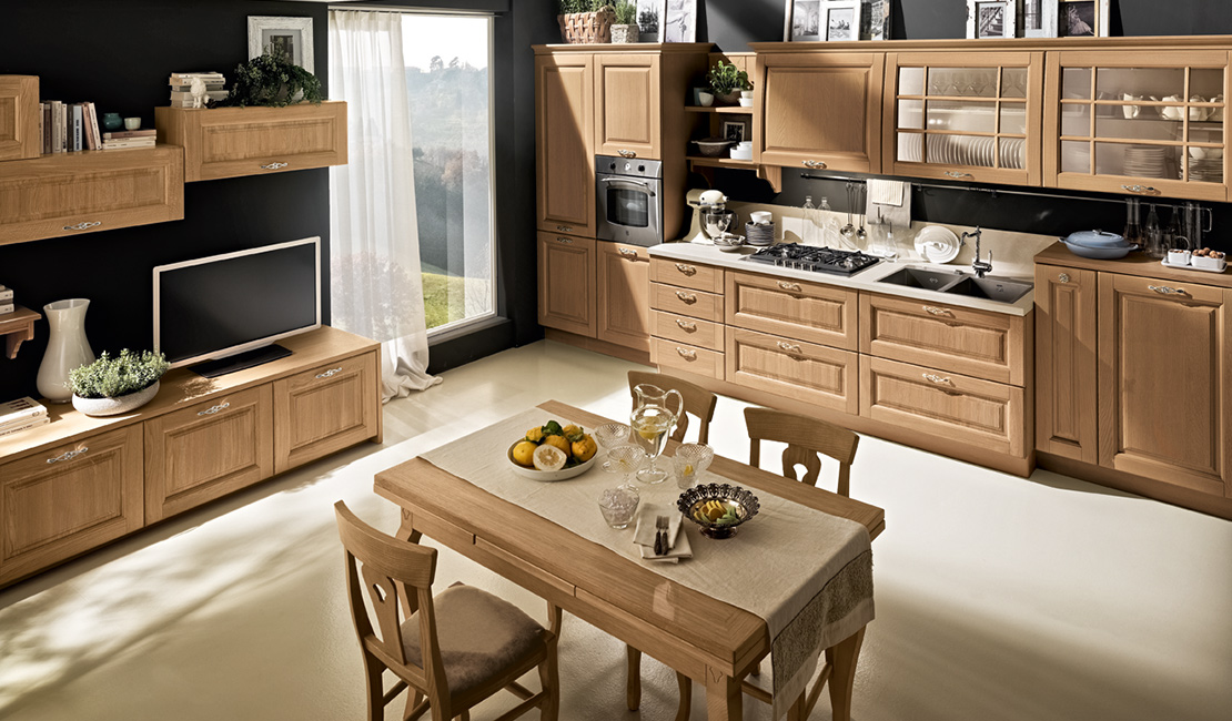 Traditional kitchen - Cabinet & Furniture Sydney