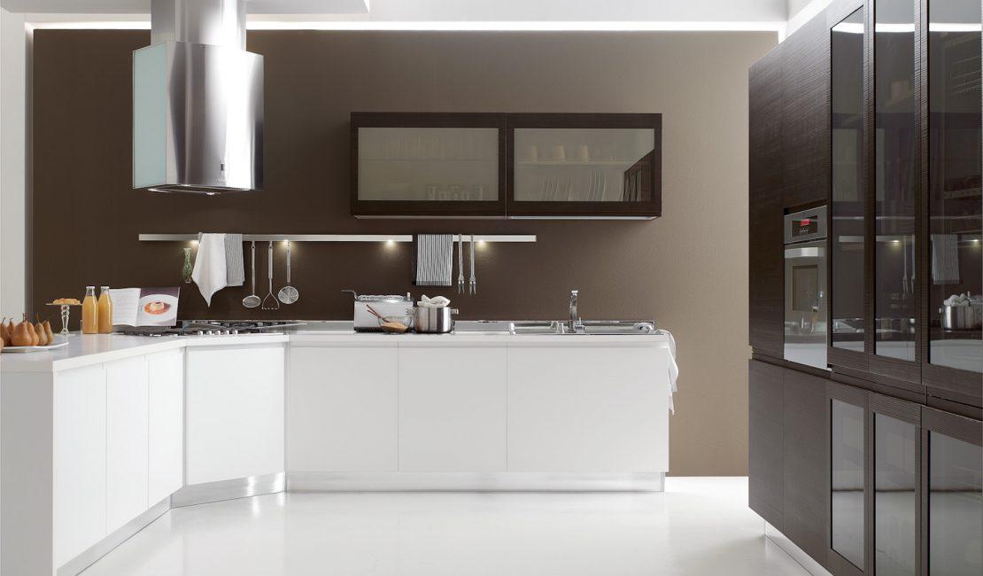 Bring Modern Brown Kitchen Sydney
