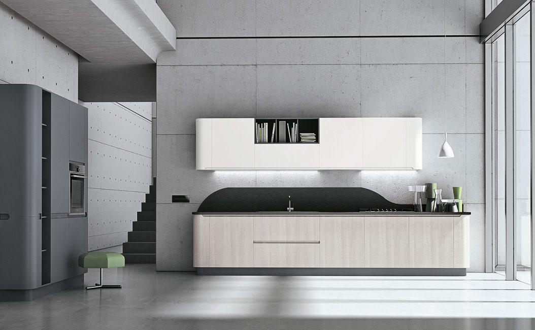Bring - Modern White Kichen Balmain Sydney