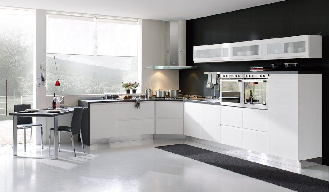 Bring - White European Kitchen Balmain Sydney