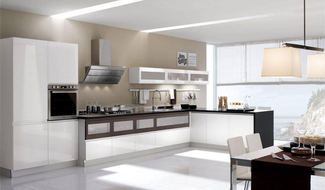 Bring - White Modern Kitchen Designs Sydney