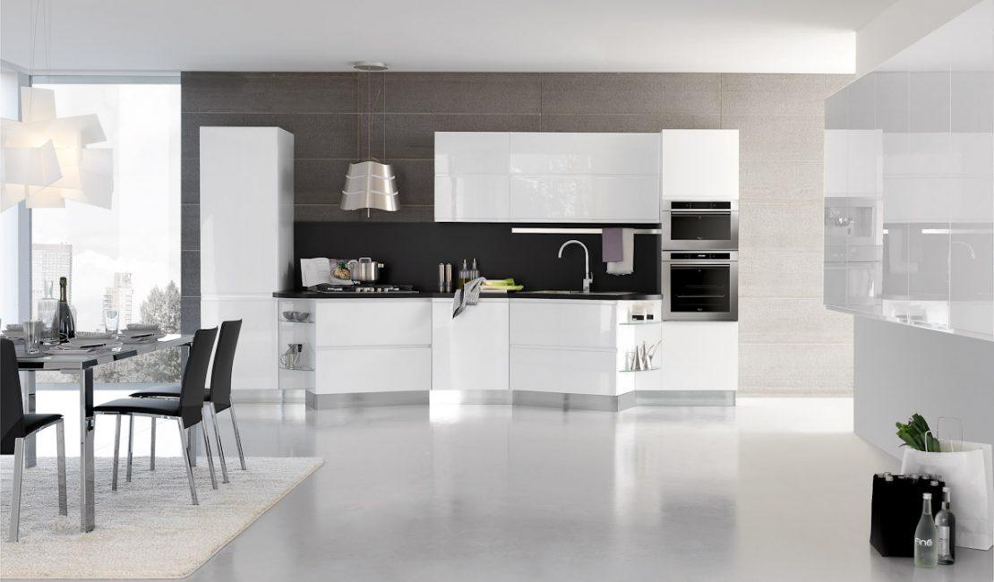 Bring - White Modern Kitchen Balmain Sydney