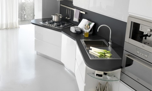 Bring Laccato Sydney Kitchens - Eurolife Modern Kitchen Designer in Sydney