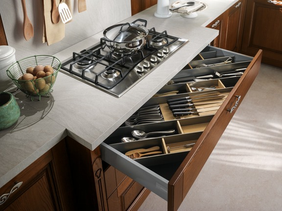 Traditional Kitchen Sydney - Saturnia