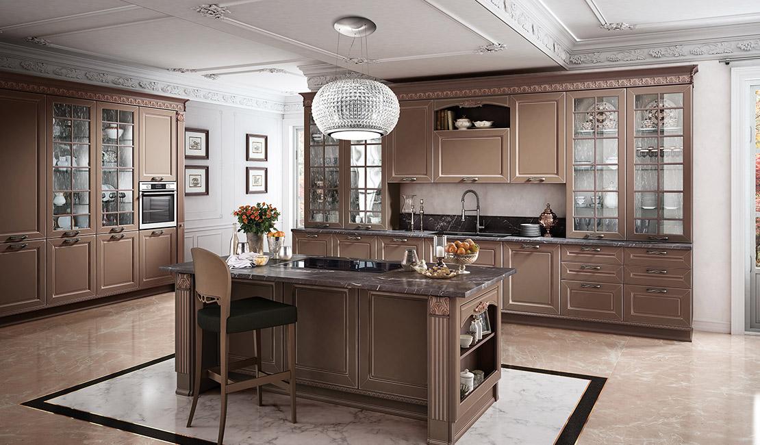 Dolcevita Traditional Kitchen Designs Sydney - Eurolife