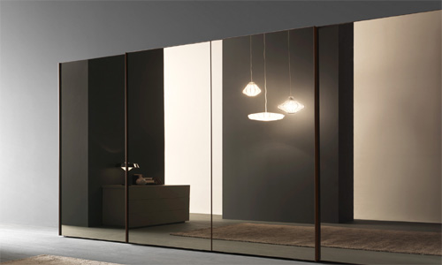 Eurolife - Mirror Glass Italian Sliding Door Wardrobes Sydney