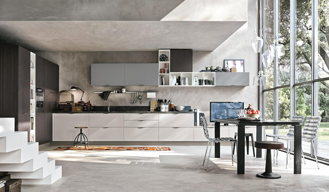 Modern Replay Sydney Kitchen - Eurolife