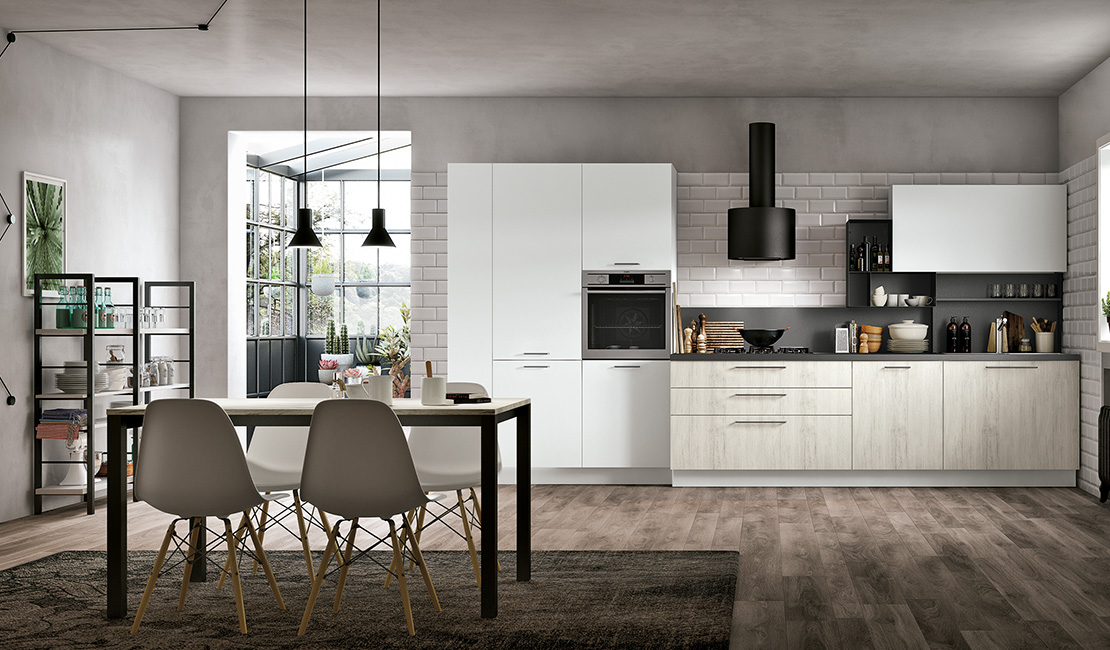 Modern Reply Kitchen Sydney - Eurolife