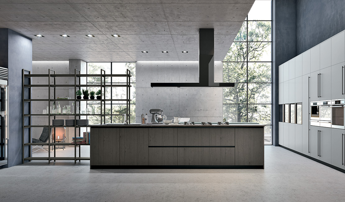 Eurolife - Natural Modern Kitchen Design in Balmain Sydney