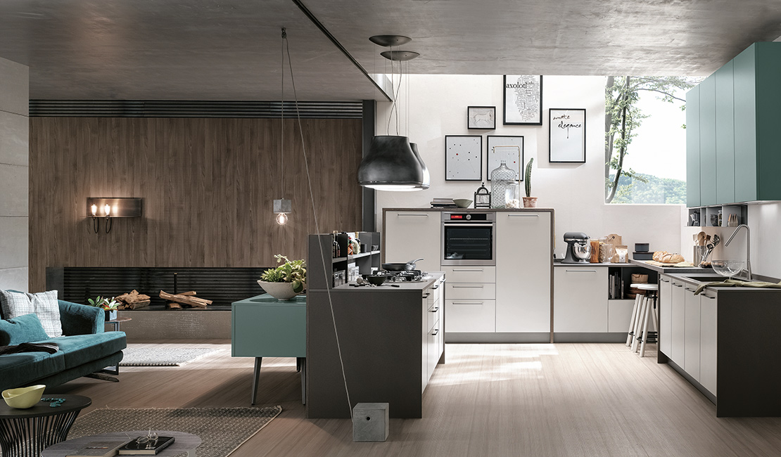 Modern Kitchens Sydney - Replay Mosman