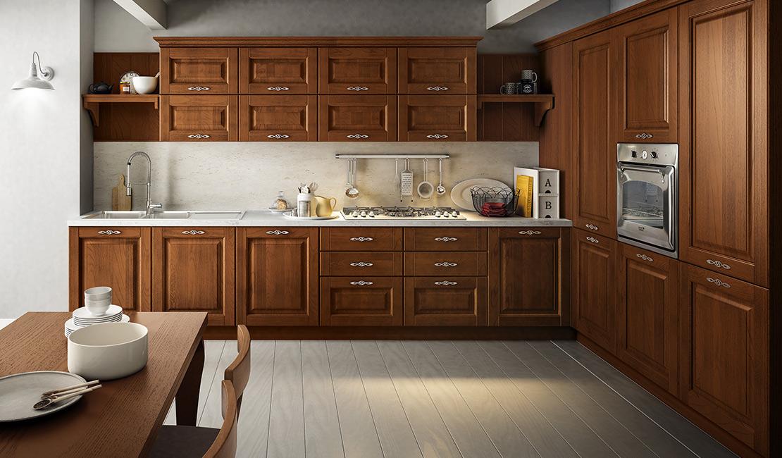 Saturina Traditional Kitchen Design Sydney