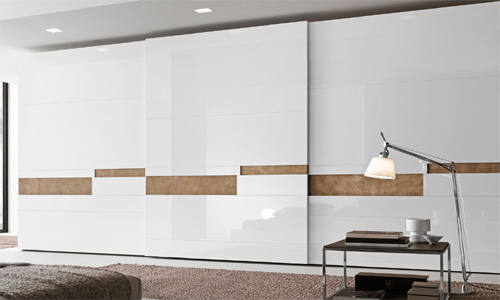 Eurolife - Split Sliding Door Wardrobes Design Sydney