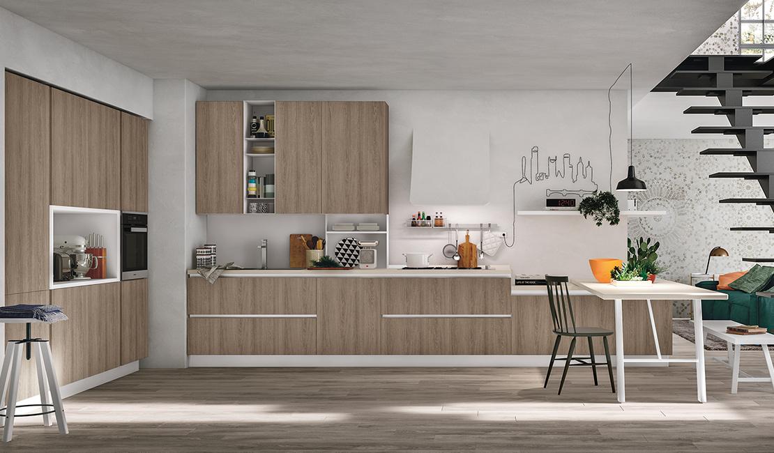 Sydney Kitchen Modern Reply - Eurolife