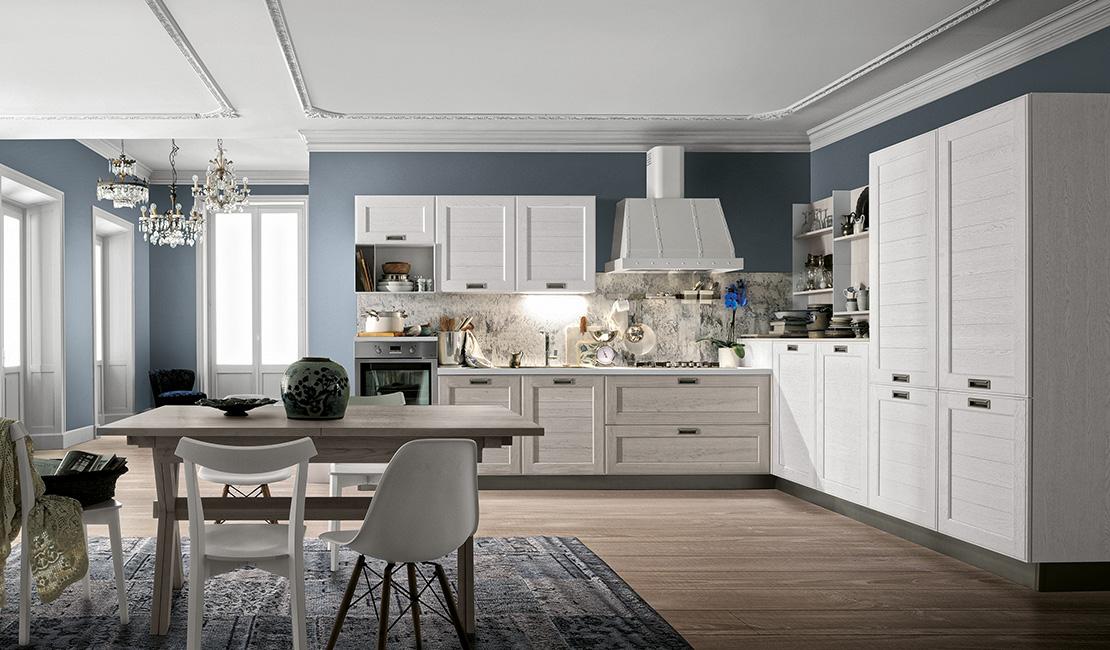 Eurolife - White Kitchen & Cabinet Sydney