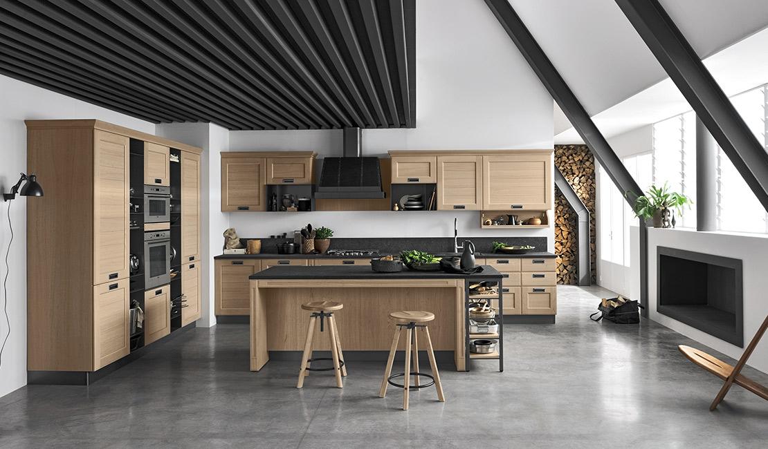 Grey Contemporary Kitchen Sydney