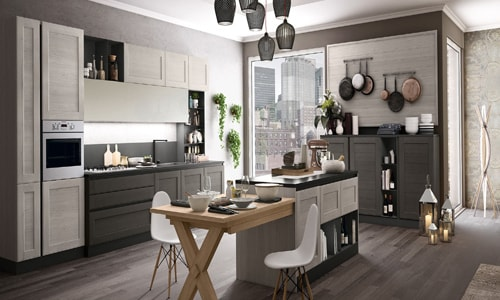 York Contemporary Kitchen Renovations Sydney Eurolife